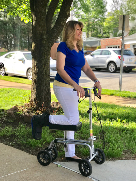 Knee Scooter used in St. Louis Park