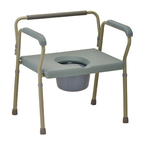 HEAVY DUTY COMMODE