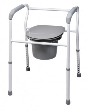 3-in-1 BEDSIDE COMMODE