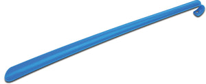 "PLASTIC SHOEHORN 24"" BLUE"
