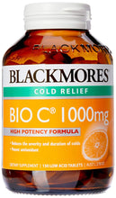 Load image into Gallery viewer, Blackmores Bio C - 1000mg - 150 Tablets