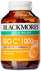 Blackmores Bio C - 1000mg - 150 Tablets