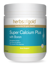 Load image into Gallery viewer, Herbs Of Gold Super Calcium Plus - 180 Tablets