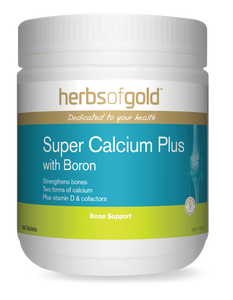 Herbs Of Gold Super Calcium Plus - 180 Tablets