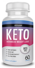 Load image into Gallery viewer, Keto Plus Diet - 60 Capsules