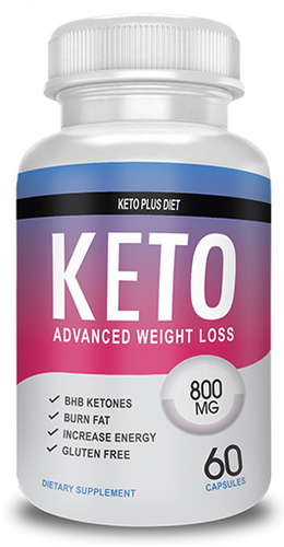 Keto Plus Diet - 60 Capsules