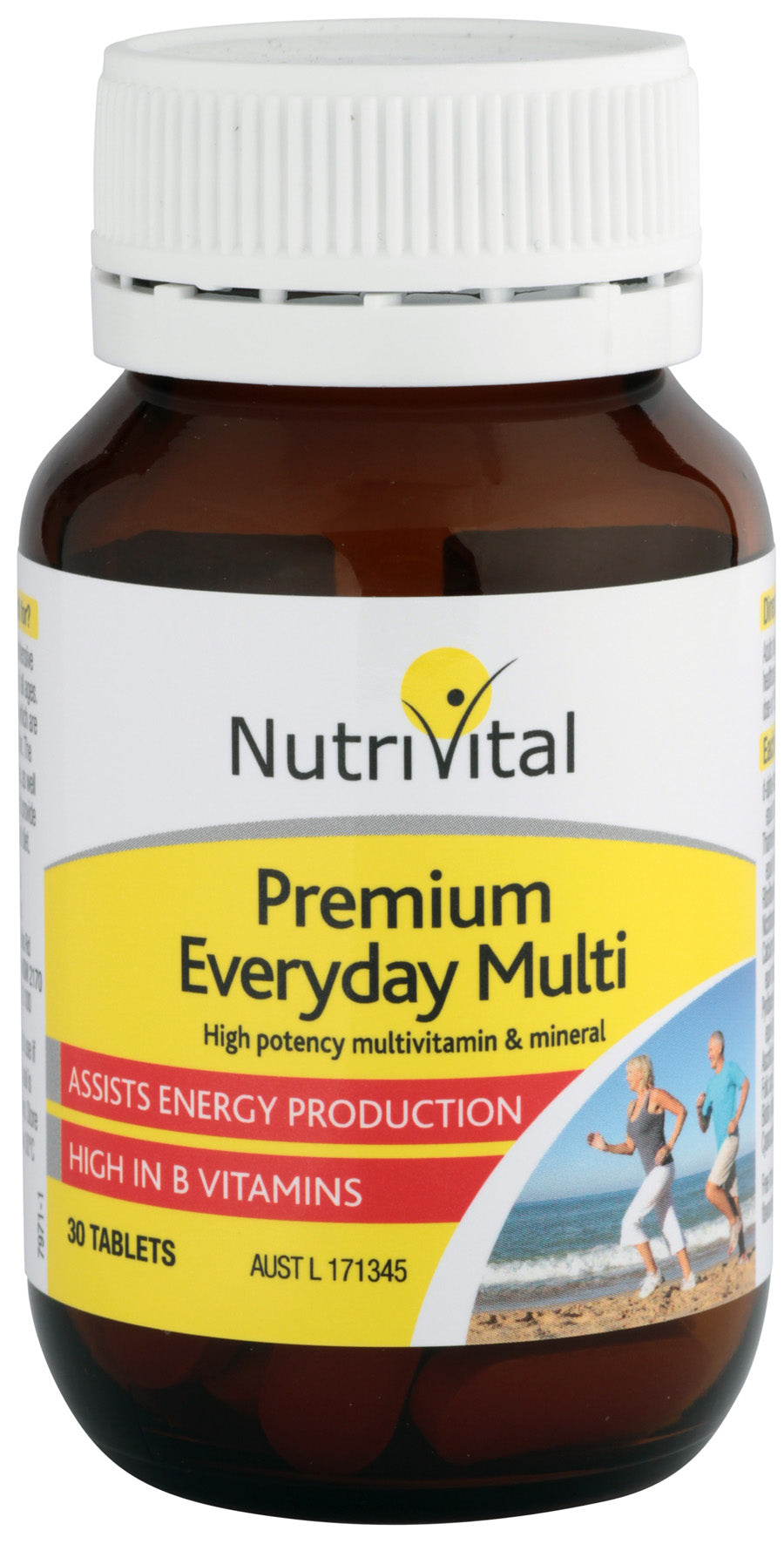 NutriVital Premium Everyday Multi - 60 Tablets