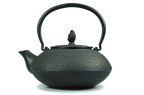 Chinese Teapot (Cast Iron, Large)