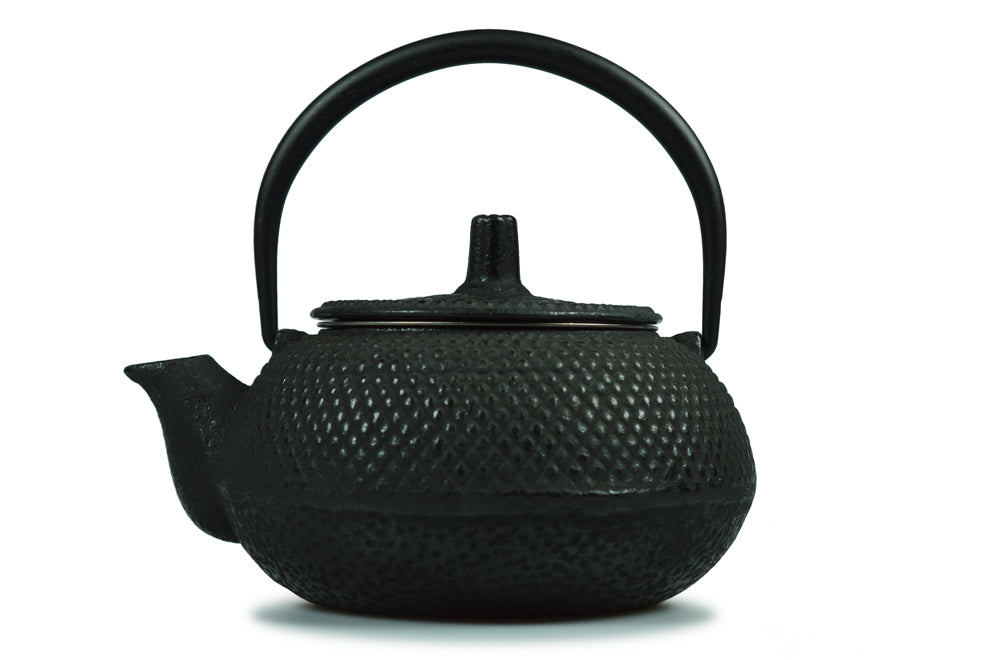 Smalle Kast Wit.Chinese Cast Iron Teapot Small Char Teas