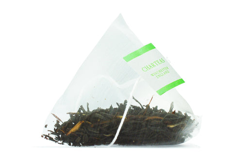 Char Ceylon Supreme Pyramid Tea Bags (Biodegradable)