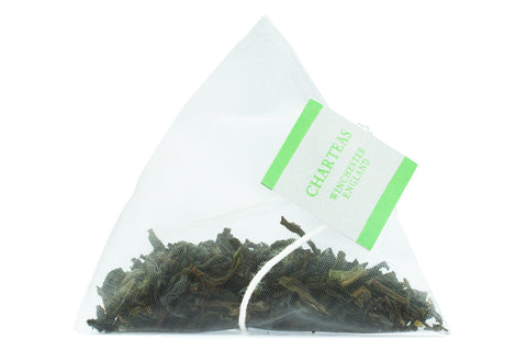 Char Darjeeling Supreme Pyramid Tea Bag (Biodegradable)