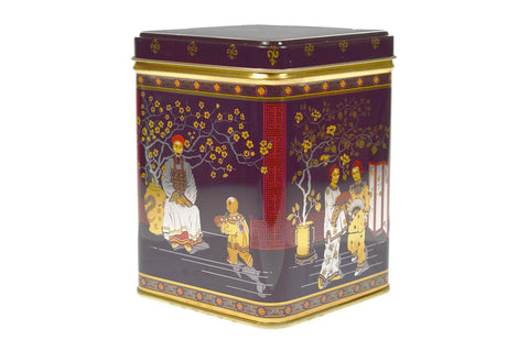 Tea Storage Caddy - Classic Chinese 200g