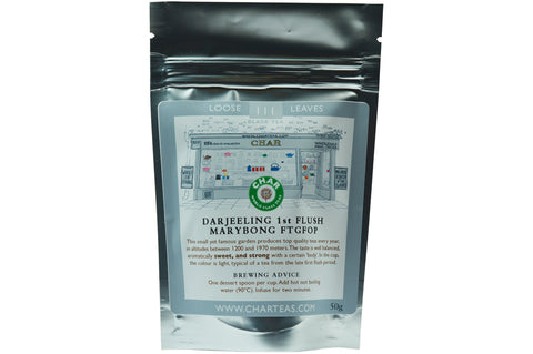 Darjeeling Marybong Estate Organic Tea