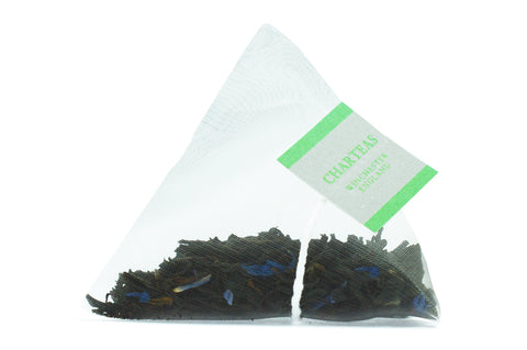 Earl Grey Supreme Pyramid Tea Bags (Biodegradable)