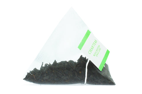 Lapsang Souchong Pyramid Tea Bags (Biodegradable)
