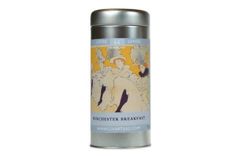 Winchester Breakfast Tea & Gift Caddy