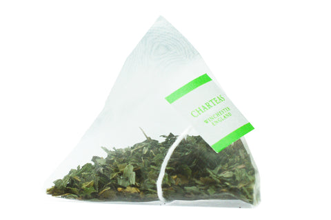 Peppermint Pyramid Tea Bags (Biodegradable)