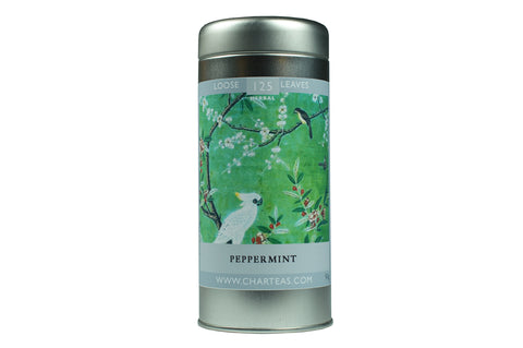 Peppermint Tea & Gift Caddy