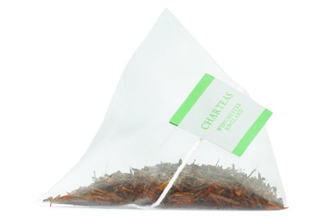 Rooibos Organic Pyramid Tea Bags (Biodegradable)