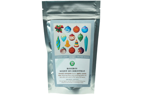 Rooibos Scent of Christmas Seasonal Tea