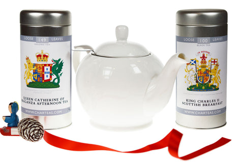 Coat of Arms Tea Collection
