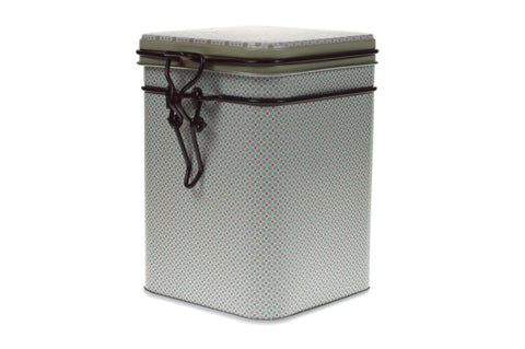 Tea Storage Caddy - Bella 150g (Green)