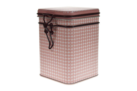 Tea Storage Caddy - Bella 150g (Pink)