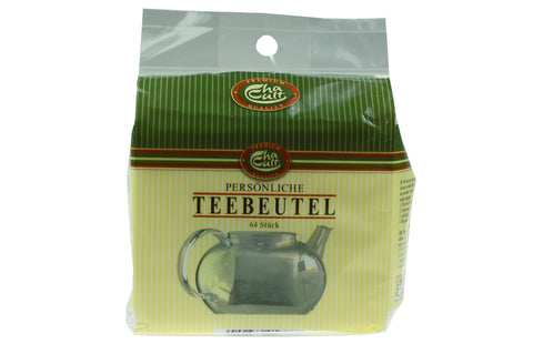 Disposable PP-fleece Tea Filter (64 small)
