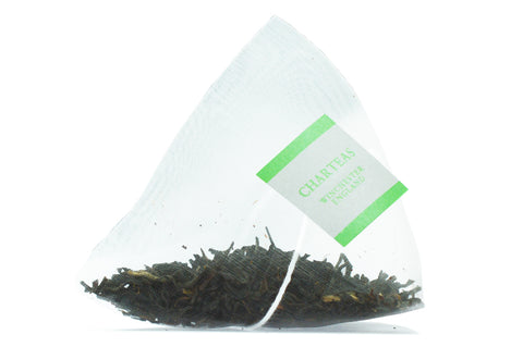 English Breakfast Pyramid Tea Bags (Biodegradable)