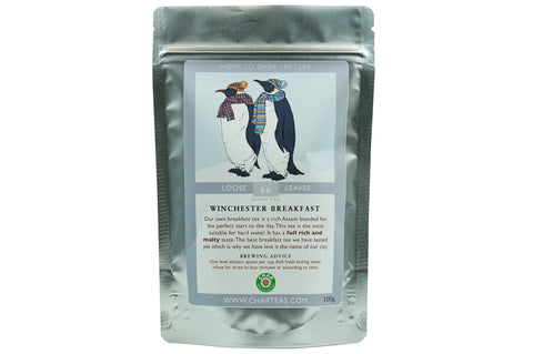 Winchester Breakfast (Penguin Label)