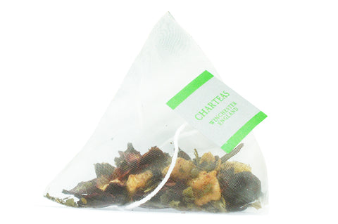 Winchester Fruit Basket Pyramid Tea Bags (Biodegradable)