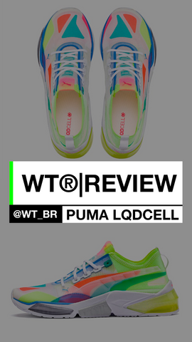 WT® | REVIEW - Puma LQDCell