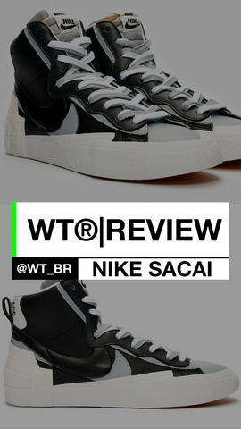 WT® | REVIEW - Nike Sacai Blazer