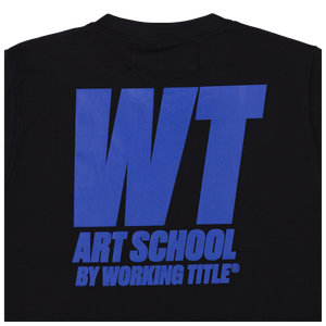 WORKING TITLE | Camiseta Art School Black