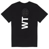 WORKING TITLE | Camiseta Preta WTR008