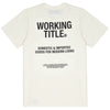 WORKING TITLE | Camiseta Off White WTR011