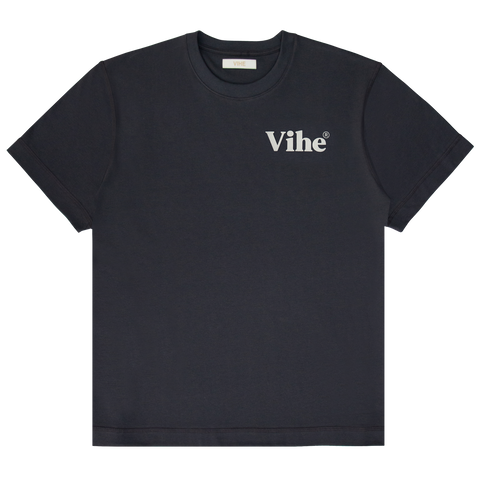 VIHE | Camiseta Over Care Black