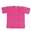 THE PARQ. | Camiseta Pink+White