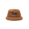ON THE RUN | Bucket Hat Caramel