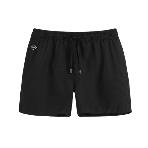 NIKBEN | Shorts Plain Black