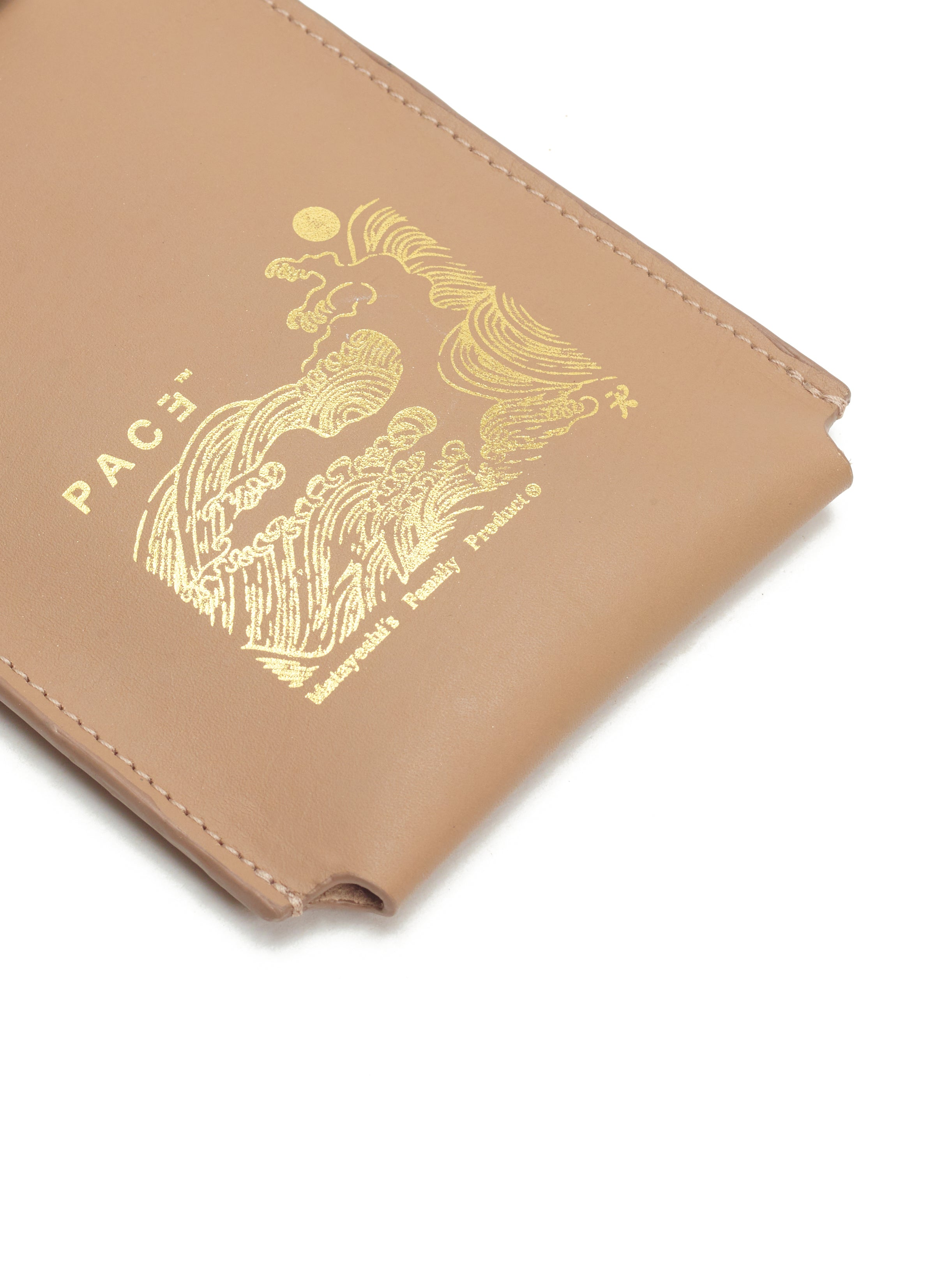 PACE |  Pouch Leather Beige
