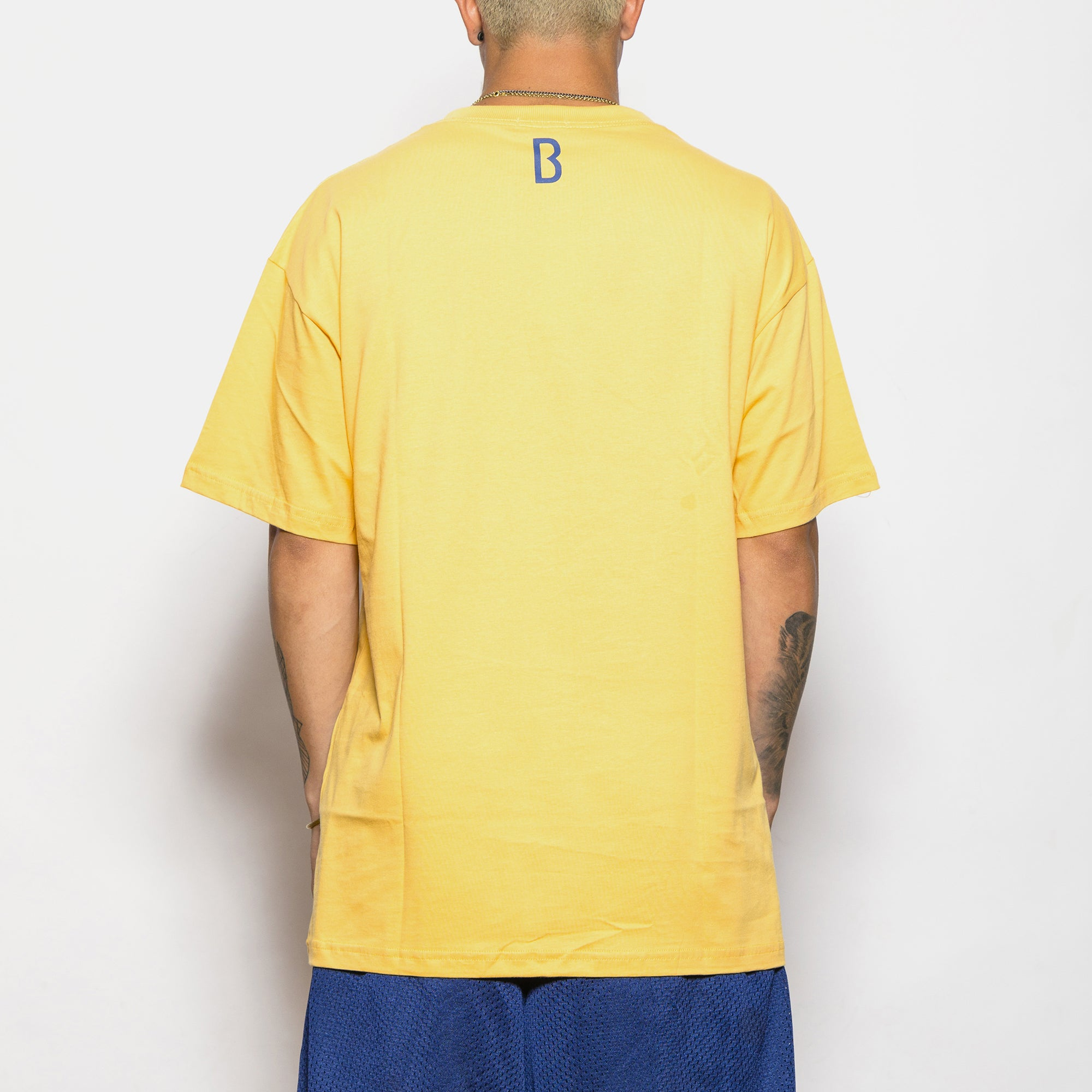DUBUD | Camiseta Money Amarela