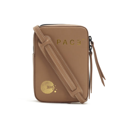 PACE |  Bag 2W Trunk Leather Beige