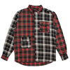 LOW ORDER + MUFF PROJECT | Camisa Flannel Black/Red