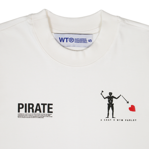 WORKING TITLE + CHAY SUEDE | Camiseta Pirate