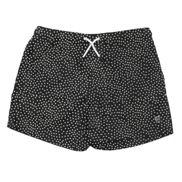 WEMOTO | Shorts Cats Printed Black