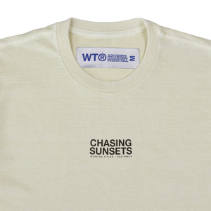 WORKING TITLE | Camiseta Chasing Sunsets Beige