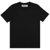 WORKING TITLE | Camiseta Logo Bordado Preto