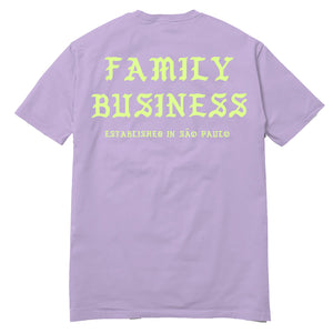 DUBUD | Camiseta Family Business Roxa