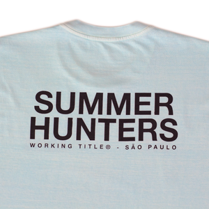 WORKING TITLE | Camiseta Summer Hunters Mint